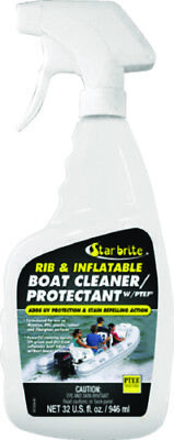 Starbrtie RIB & Inflatable Boat Cleaner & Protector With PTEF 32 Ounce Spray
