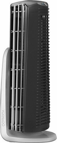 Duo Tower Circulator Fan V-Flow Technology Push Button Control air up to 50