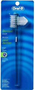 Oral-B Denture Brush Dual Head 1 Each