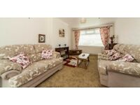 3 piece suite comprising 3 seater, 2 seater and armchair