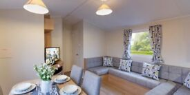 NEW VAN FOR SALE DOUBLE GLAZED AND CENTRAL HEATING 0%APR. 12 MONTH PARK, PET FRIENDLY, SEA FRONT