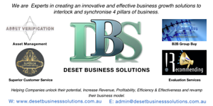 Deset Business Solutions - Customer Service Relations and PR