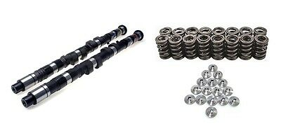 Valve Train Package - BRIAN CROWER STAGE 2 CAMSHAFTS + VALVETRAIN KIT B18A1 B18B1 B20B ENGINE PACKAGE
