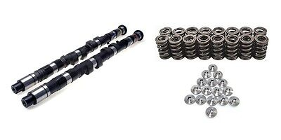 Valve Train Package - BRIAN CROWER STAGE 2 CAMSHAFTS TI VALVETRAIN KIT B18A1 B18B1 B20B ENGINE PACKAGE