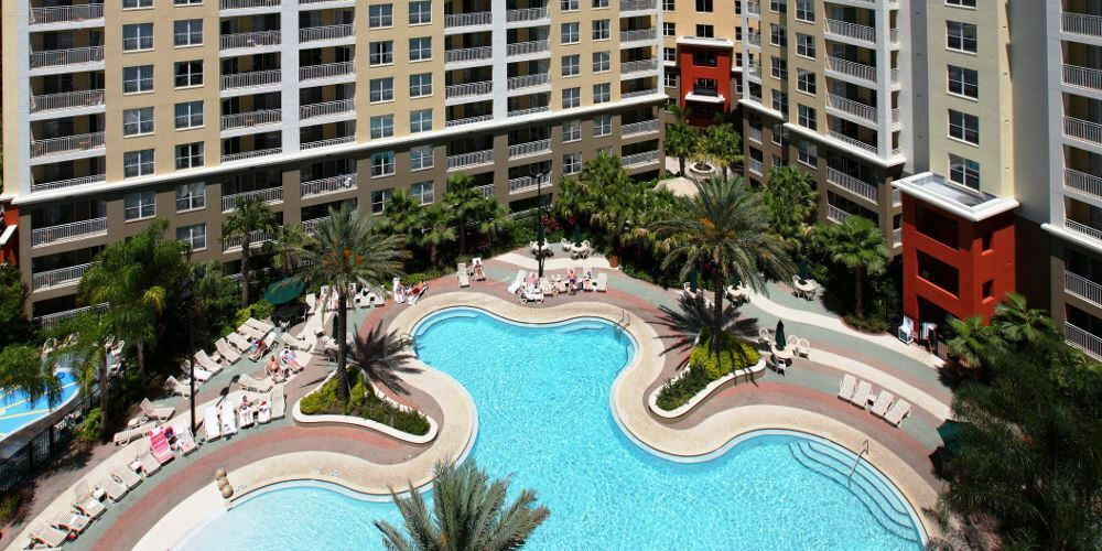 VACATION VILLAGE AT PARKWAY - WEEK 41 FIXED - UNIT 1104 A B - ANNUAL  - $1.00