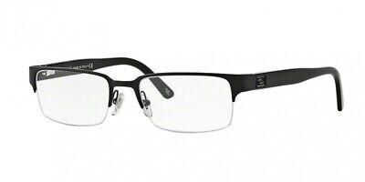 NEW Versace 1184 Eyeglasses 1261 Black 100% AUTHENTIC