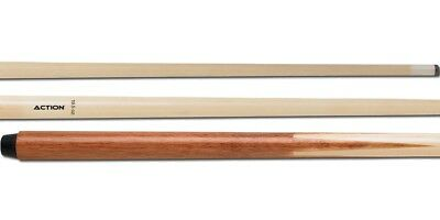 Action One Piece ACTO52 52 in. Short Small House Bar Pool Cue Stick - SHIPS FAST 52 Pool Cue Stick
