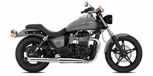 2016 TRIUMPH Speedmaster BRAND NEW Matt Graphite $12,690 RideAway Gladstone Gladstone City Preview