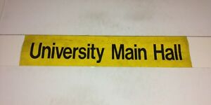 South-Wales-Bus-Destination-Blind-2-33-Yellow-University-Main-Hall-Swansea