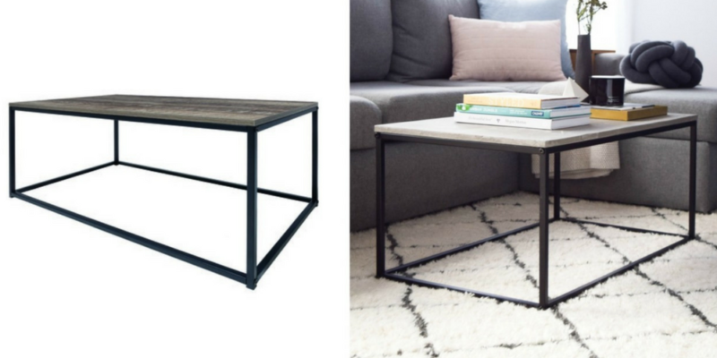Kmart industrial coffee table pre built coffee tables kmart industrial coffee table pre built keyboard keysfo Image collections