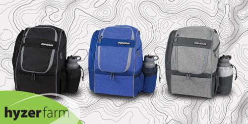 INNOVA EXCURSION Backpack Disc Golf Bag *Pick color* Holds 25 discs Hyzer Farm