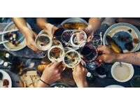 Make new friends Dinner & Drinks, Live DJ Soul Music at Lobster & Grill-Sutton.