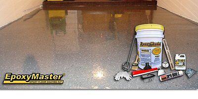 EpoxyMaster EMX002 Do-It-Yourself Epoxy Floor Paint Coating