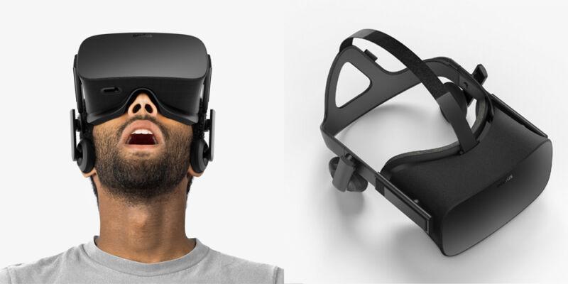 """""""Rift"""" soll Virtual Reality auf ein völlig neues Level heben. (© Oculus)"""