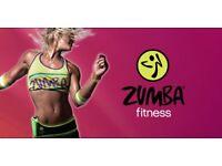 Zumba Fitness Classes norwich