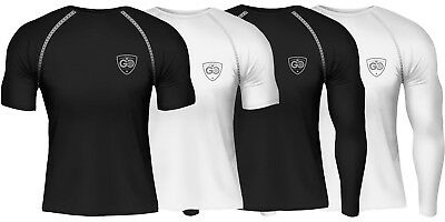 BEST WICKING BASE LAYER SHIRT- GO Athletic's   Made in