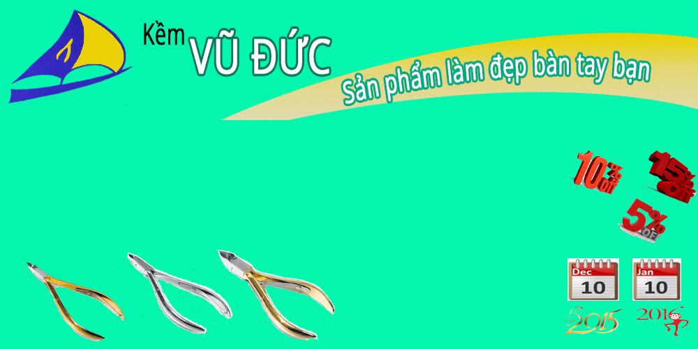 VuDuc Nail Nipper