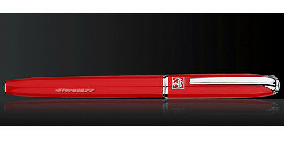 New Picasso 916 Medium Nib Fountain Pen Red s308