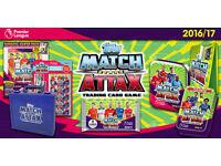 match attax 2016/17 for swap