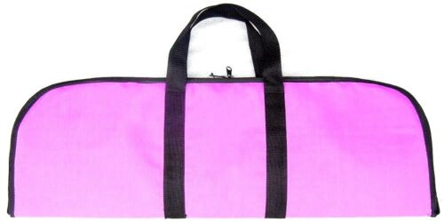 TRADITIONAL ARCHERY TAKE-DOWN RECURVE BOW BAG / COVER / CASE FBC141121 PURPLE