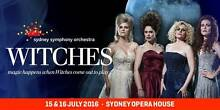Witches Concert - Sydney Opera House Kallangur Pine Rivers Area Preview