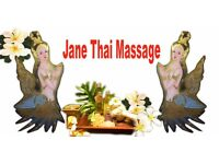 Jane Thai Massage (come back on 21 Aug)