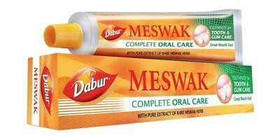 Dabur Meswak - Best Herbal Zahnpasta für empfindliche Zähne 100 g