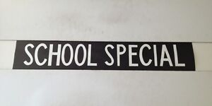 National-Express-Bus-Destination-Blind-1983-31-School-Special