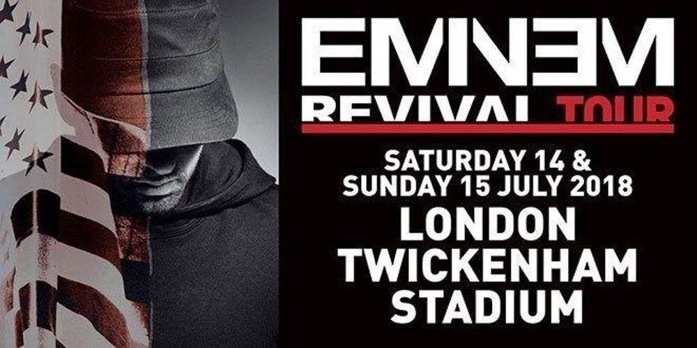 Eminem vip standing tickets in weybridge surrey gumtree eminem vip standing tickets m4hsunfo