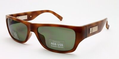 NEW CALVIN KLEIN CK 3083 S 040 56-17-135 SUNGLASSES WITH 4 GB USB FLASH (Cheap Calvin Klein Sunglasses)
