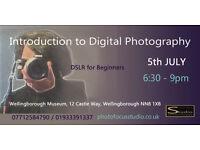 Digital Photography Beginners Workshop