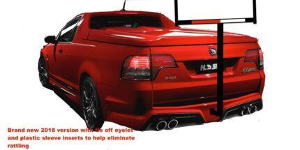 ute rack sydney maloo racks ford XR5 ute racks ladder racks