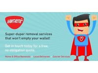 Removals & Delivery Services from Vantastic (Low-cost ~ Professional ~ Big & Small Jobs)
