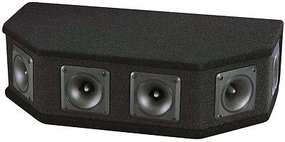Tweeter Box PA DJ Disco Speaker System 5-Way Piezo Driver Midrange Horn 400W