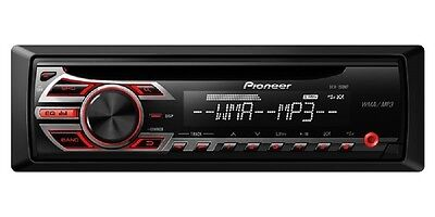 $47.36 - Pioneer DEH-150MP Single DIN Car Stereo With MP3 Playback-Brand New