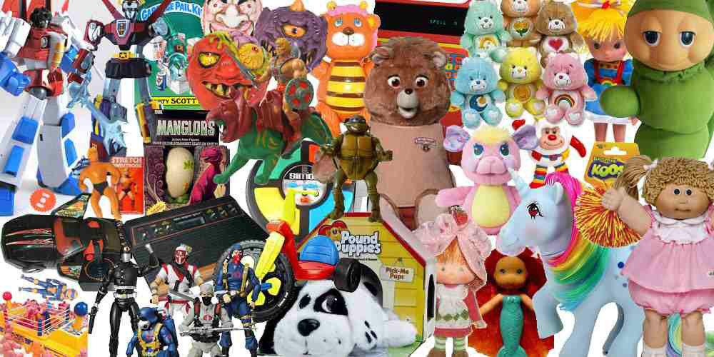 Retro Toy Barn