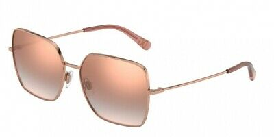 NEW Dolce & Gabbana 2242 Sunglasses 12986F Pink 100% AUTHENTIC