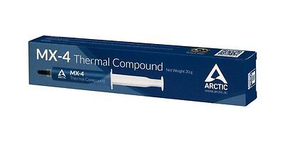 Arctic Cooling MX-4 Thermal Compound 20g Tube © 2017 *FREE SHIPPING*