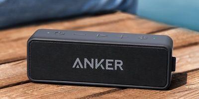 Anker SoundCore 2 Bluetooth 4.2 Lautsprecher - Wasserdicht / SUPER Bass-
