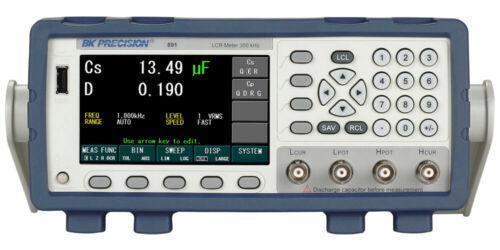 BK Precision 300 kHz Bench LCR Meter Model 891