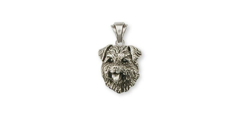 Norfolk Terrier Pendant Jewelry Sterling Silver Norfolk Terrier Charms And Norfo