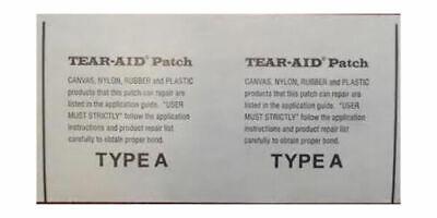 Tear Aid Tipo A 15.2cmx7.6cm Kitesurf Cometa Vegiga Parche O Reparación Más...