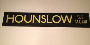 London-Bus-Blind-Hounslow-42-Hounslow-Bus-Station-TW4-Middlesex