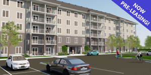 Move in this fall! Luxury 2-bed rentals $1550 - Ensuite Laundry