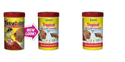 Tetra Tropical XL Color Granules with Natural Enhancer 10.58-Ounce