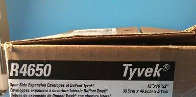 Survivor Tyvek Expansion Mailer 10 X 13 X 2 White 25box