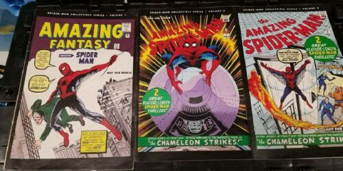2006 AMAZING SPIDERMAN SERIES COMPLETE SET VOL 1-24 REPRINTS Missing #23 Two #24