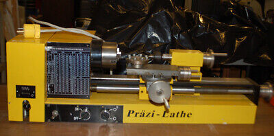 Prazi Metal Lathe - Maybe Cr5x12