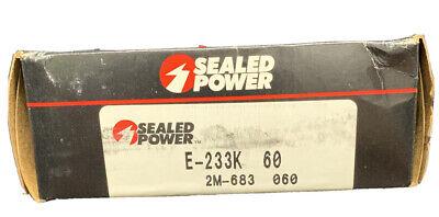 Engine Piston Ring Set Sealed Power E-233K 60