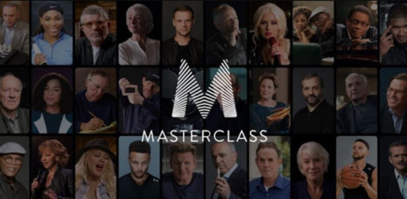 MASTERCLASS 1 YEAR ANNUAL SUBSCRIPTION PASS